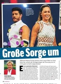 Titelbild der Ausgabe 4/2019 von Große Sorge um Florian. Zeitschriften als Abo oder epaper bei United Kiosk online kaufen.