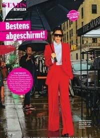Titelbild der Ausgabe 6/2019 von VICTORIA BECKHAM: Bestens abgeschirmt!. Zeitschriften als Abo oder epaper bei United Kiosk online kaufen.