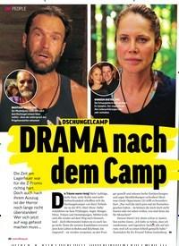 Titelbild der Ausgabe 6/2019 von DSCHUNGELCAMP: DRAMA nach dem Camp. Zeitschriften als Abo oder epaper bei United Kiosk online kaufen.