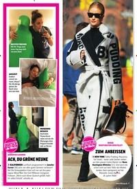 Titelbild der Ausgabe 8/2019 von QUATSCH der Woche: JENNIFER GARNER: ACH, DU GRÜNE NEUNE. Zeitschriften als Abo oder epaper bei United Kiosk online kaufen.