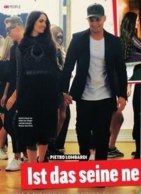 Titelbild der Ausgabe 8/2019 von PIETRO LOMBARDI: Sie passt perfekt in sein Beuteschema: Ist das seine neue FREUNDIN?. Zeitschriften als Abo oder epaper bei United Kiosk online kaufen.