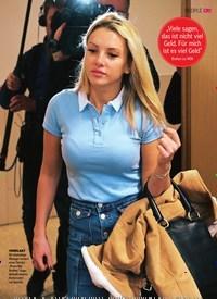 """Titelbild der Ausgabe 16/2019 von Neuer Zoff um """"Sex and the City"""". Zeitschriften als Abo oder epaper bei United Kiosk online kaufen."""