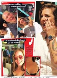 Titelbild der Ausgabe 20/2019 von DANIELA BÜCHNER Prügel-Drama. Zeitschriften als Abo oder epaper bei United Kiosk online kaufen.