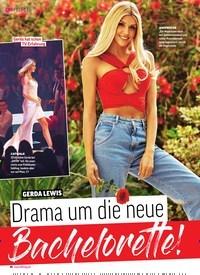 Titelbild der Ausgabe 23/2019 von PEOPLE: GERDA LEWIS: DRAMA UM DIE NEUE BACHELORETTE!. Zeitschriften als Abo oder epaper bei United Kiosk online kaufen.