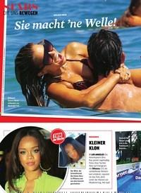 Titelbild der Ausgabe 32/2019 von STARS DIE UNS BEWEGEN: SYLVIE MEIS: Sie macht 'ne Welle!. Zeitschriften als Abo oder epaper bei United Kiosk online kaufen.