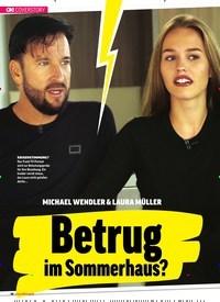 Titelbild der Ausgabe 32/2019 von OK! COVERSTORY: MICHAEL WENDLER & LAURA MÜLLER: Betrug im Sommerhaus?. Zeitschriften als Abo oder epaper bei United Kiosk online kaufen.