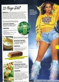 Titelbild der Ausgabe 33/2019 von BEYONCÉ & CO.: Bereit für die neue Diät-Challenge?. Zeitschriften als Abo oder epaper bei United Kiosk online kaufen.