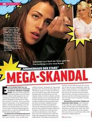 Titelbild der Ausgabe 38/2019 von OK! COVER STORY Mega-Skandal nach dem Finale. Zeitschriften als Abo oder epaper bei United Kiosk online kaufen.