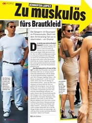 Titelbild der Ausgabe 39/2019 von JENNIFER LOPEZ: Zu muskulös fürs Brautkleid. Zeitschriften als Abo oder epaper bei United Kiosk online kaufen.