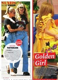 Titelbild der Ausgabe 40/2019 von Golden Girl. Zeitschriften als Abo oder epaper bei United Kiosk online kaufen.