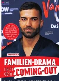 Titelbild der Ausgabe 47/2019 von RAFI RACHEK FAMILIEN-DRAMA nach dem COMING-OUT. Zeitschriften als Abo oder epaper bei United Kiosk online kaufen.