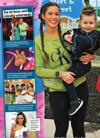 Titelbild der Ausgabe 48/2019 von SARAH & PIETRO LOMBARDI: NANNY-ZOFF. Zeitschriften als Abo oder epaper bei United Kiosk online kaufen.