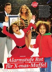 Titelbild der Ausgabe 50/2019 von Alarmstufe Rot für X-mas-Muf fel. Zeitschriften als Abo oder epaper bei United Kiosk online kaufen.