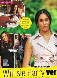 Titelbild der Ausgabe 52/2019 von Will sie Harry ver lassen?. Zeitschriften als Abo oder epaper bei United Kiosk online kaufen.