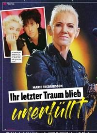 Titelbild der Ausgabe 52/2019 von Ihr letzter Traum blieb: unerfüllt. Zeitschriften als Abo oder epaper bei United Kiosk online kaufen.