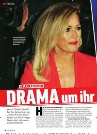 Titelbild der Ausgabe 2/2020 von HELENE FISCHER: DRAMA um ihren Neuen. Zeitschriften als Abo oder epaper bei United Kiosk online kaufen.