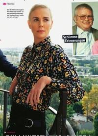 Titelbild der Ausgabe 2/2020 von CHARLIZE THERON: Dunkles GEHEIMNIS. Zeitschriften als Abo oder epaper bei United Kiosk online kaufen.