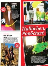 Titelbild der Ausgabe 5/2020 von RITAORA: Hallöchen, Popöchen!. Zeitschriften als Abo oder epaper bei United Kiosk online kaufen.