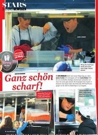 Titelbild der Ausgabe 6/2020 von JUSTIN BIEBER: Ganz schön scharf!. Zeitschriften als Abo oder epaper bei United Kiosk online kaufen.
