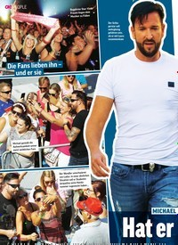 Titelbild der Ausgabe 6/2020 von MICHAEL WENDLER: Hat er Laura BETROGEN?. Zeitschriften als Abo oder epaper bei United Kiosk online kaufen.