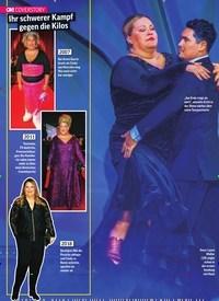 """Titelbild der Ausgabe 11/2020 von ILKA BESSIN: FIGUR-MOBBING bei """"Let's Dance""""!. Zeitschriften als Abo oder epaper bei United Kiosk online kaufen."""