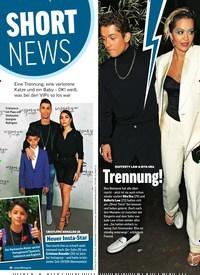 Titelbild der Ausgabe 11/2020 von SHORT NEWS. Zeitschriften als Abo oder epaper bei United Kiosk online kaufen.