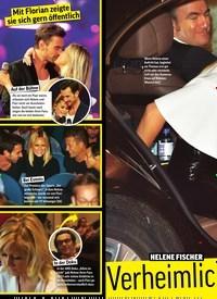 Titelbild der Ausgabe 12/2020 von HELENE FISCHER: Verheimlic htes Liebes-Drama?. Zeitschriften als Abo oder epaper bei United Kiosk online kaufen.