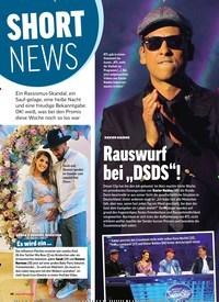 Titelbild der Ausgabe 13/2020 von SHORT NEWS. Zeitschriften als Abo oder epaper bei United Kiosk online kaufen.