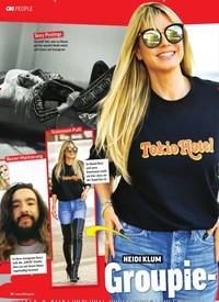 Titelbild der Ausgabe 13/2020 von HEIDI KLUM Groupie-Skandal. Zeitschriften als Abo oder epaper bei United Kiosk online kaufen.