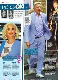 Titelbild der Ausgabe 13/2020 von Ist es OK!…. Zeitschriften als Abo oder epaper bei United Kiosk online kaufen.