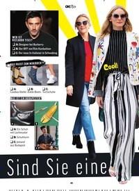 Titelbild der Ausgabe 1/2019 von Sind Sie eine: Fashionista?. Zeitschriften als Abo oder epaper bei United Kiosk online kaufen.