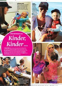 Titelbild der Ausgabe 36/2018 von RYAN REYNOLDS & CO.: Kinder, Kinder …. Zeitschriften als Abo oder epaper bei United Kiosk online kaufen.