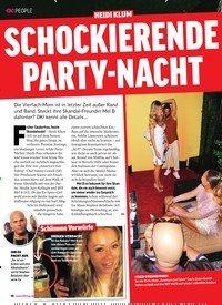 Titelbild der Ausgabe 36/2018 von HEIDI KLUM: SCHOCKIERENDE PARTY-NACHT. Zeitschriften als Abo oder epaper bei United Kiosk online kaufen.
