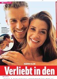 Titelbild der Ausgabe 37/2018 von COVERSTORY: NADINE KLEIN: Verliebt in den Falschen?. Zeitschriften als Abo oder epaper bei United Kiosk online kaufen.