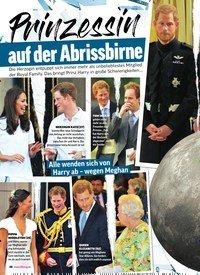 Titelbild der Ausgabe 17/2019 von Prinzessin auf der Abrissbirne. Zeitschriften als Abo oder epaper bei United Kiosk online kaufen.