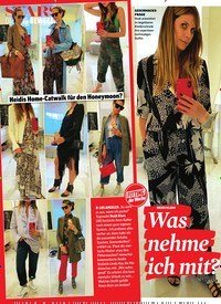 Titelbild der Ausgabe 26/2019 von STARS Die uns bewegen: HEIDIKLUM: Was nehme ich mit?. Zeitschriften als Abo oder epaper bei United Kiosk online kaufen.
