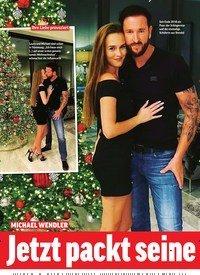 Titelbild der Ausgabe 51/2019 von MICHAEL WENDLER: Jetzt packt seine Ex aus. Zeitschriften als Abo oder epaper bei United Kiosk online kaufen.