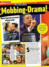 Titelbild der Ausgabe 13/2020 von LAURA MÜLLER: Mobbing-Drama!. Zeitschriften als Abo oder epaper bei United Kiosk online kaufen.
