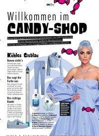 Titelbild der Ausgabe 1/2019 von Will kommen im Candy-Shop. Zeitschriften als Abo oder epaper bei United Kiosk online kaufen.
