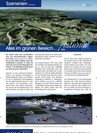 Titelbild der Ausgabe 5/2019 von Szenerien Payware: Alles im grünen Bereich…: Welcome to Asturias. Zeitschriften als Abo oder epaper bei United Kiosk online kaufen.