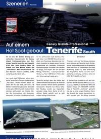Titelbild der Ausgabe 5/2019 von Szenerien-Payware: Auf einem Hot Spot gebaut: Canary Islands Professional Tenerife South. Zeitschriften als Abo oder epaper bei United Kiosk online kaufen.