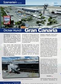 Titelbild der Ausgabe 5/2019 von Szenerien Payware: Dicker Hund!: Canary Islands Professional Gran Canaria. Zeitschriften als Abo oder epaper bei United Kiosk online kaufen.