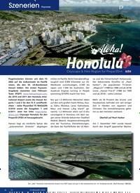 Titelbild der Ausgabe 1/2020 von Aloha! Honolulu. Zeitschriften als Abo oder epaper bei United Kiosk online kaufen.