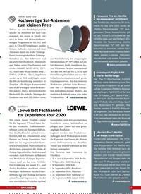 Titelbild der Ausgabe 9/2020 von Televes Easy-Line:Hochwertige Sat-Antennen zum kleinen Preis. Zeitschriften als Abo oder epaper bei United Kiosk online kaufen.