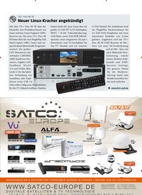 Titelbild der Ausgabe 10/2020 von VU+ Duo 4K SE: Neuer Linux-Kracher angekündigt. Zeitschriften als Abo oder epaper bei United Kiosk online kaufen.