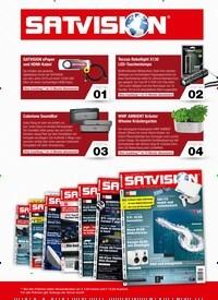 Titelbild der Ausgabe 10/2020 von SATVISION. Zeitschriften als Abo oder epaper bei United Kiosk online kaufen.