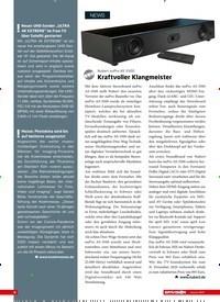 Titelbild der Ausgabe 1/2021 von Nubert nuPro AS-3500: Kraftvoller Klangmeister. Zeitschriften als Abo oder epaper bei United Kiosk online kaufen.