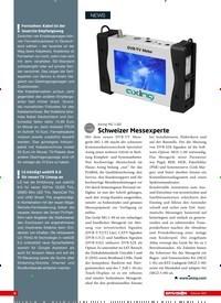 Titelbild der Ausgabe 2/2021 von Axing MG 1-00: Schweizer Messexperte. Zeitschriften als Abo oder epaper bei United Kiosk online kaufen.