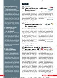 Titelbild der Ausgabe 2/2021 von HD+ Preiserhöhung: HD-Sender von RTL, Sat.1 und Co. werden teurer. Zeitschriften als Abo oder epaper bei United Kiosk online kaufen.