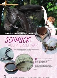 Titelbild der Ausgabe 1/2019 von SCHMUCK AUS PFERDEHAAR. Zeitschriften als Abo oder epaper bei United Kiosk online kaufen.